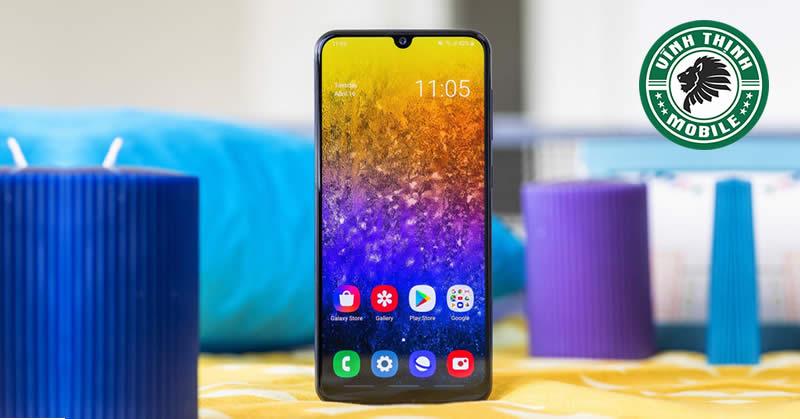 Thay pin Samsung Galaxy A50 tại Sửa Chữa Vĩnh Thịnh