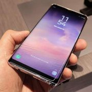 Vấn đề thay mặt kính Samsung Galaxy Note 8