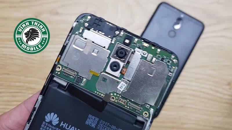 Giải pháp sửa chữa điện thoại Huawei mất sóng