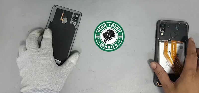 Giải pháp sửa Samsung Galaxy A20, A30, A50, A70, A80 báo ẩm cổng sạc