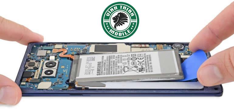 Giải pháp sửa Samsung Galaxy Note 9 mất sạc nhanh