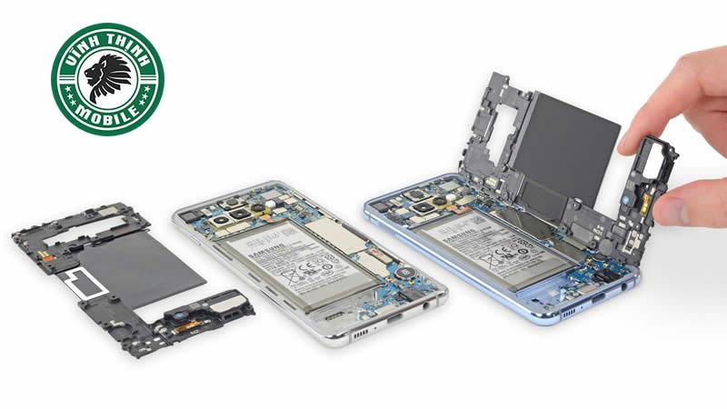 Giải pháp sửa Samsung Galaxy S10, S10 Plus vô nước