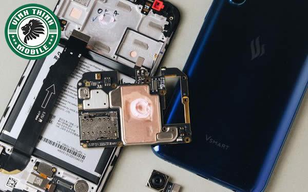 Giải pháp sửa điện thoại Vsmart mất nguồn