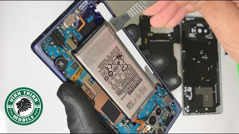Lưu ý thay pin Samsung Galaxy Note 9 đạt chất lượng tốt nhất ?