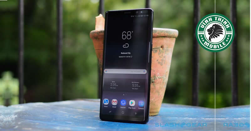 Làm sao phân biệt mặt kính Samsung Galaxy Note 8 là zin hay linh kiện ?
