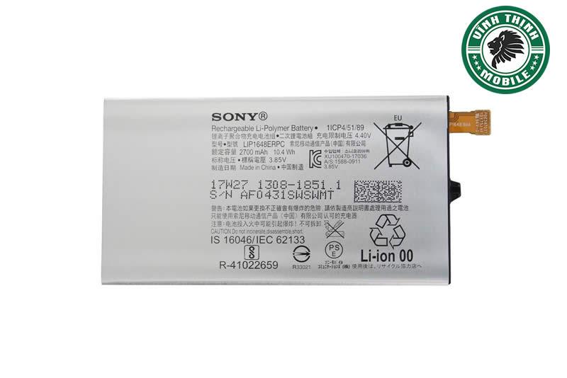 Pin Sony XZ1 zin chuẩn