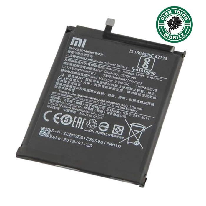 Pin Xiaomi Mi 8 zin chuẩn