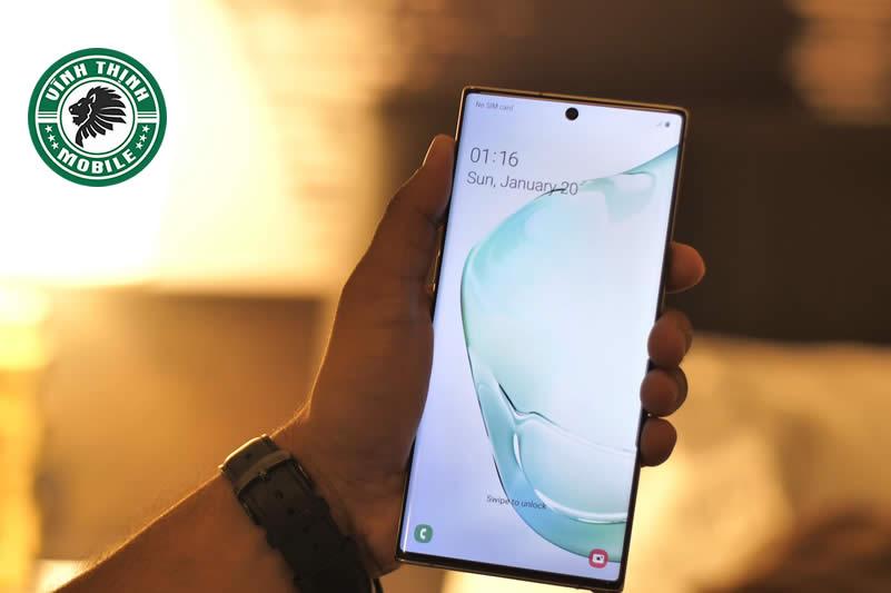 Quy trình thay mặt kính Samsung Galaxy Note 10 Plus