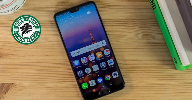 Sửa chữa điện thoại Huawei mất sóng