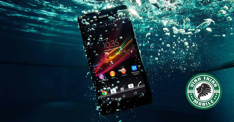 Sửa điện thoại Sony vô nườc tại Sửa Chữa Vĩnh Thịnh