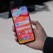 Sửa Samsung Galaxy A70 mất nguồn tại Sửa Chữa Vĩnh Thịnh
