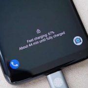 Sửa Samsung Galaxy Note 9 mất sạc nhanh