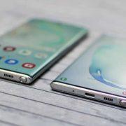 Thay mặt kính Samsung Galaxy Note 10 Plus tại Sửa Chữa Vĩnh Thịnh