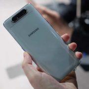 Sửa Samsung Galaxy A80 báo ẩm cổng sạc