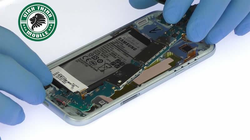 Giải pháp sửa điện thoại Samsung A7 2018