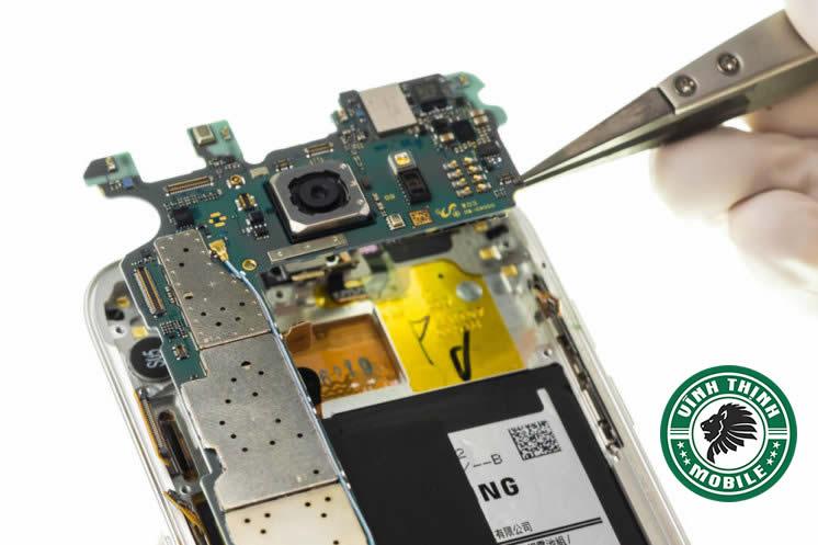 Giải pháp sửa điện thoại Samsung S7 Edge