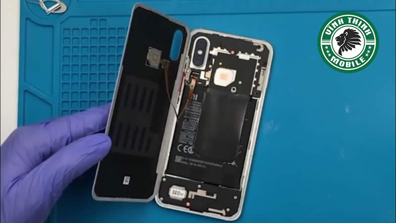 Giải pháp sửa điện thoại Xiaomi Mi 8
