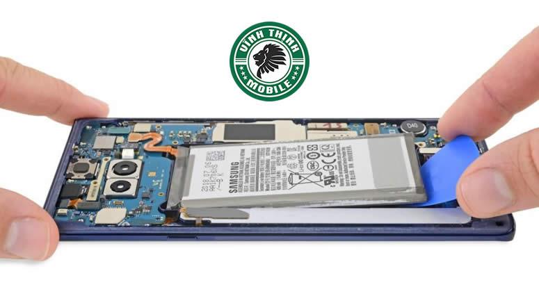 Giải pháp sửa Samsung Galaxy Note 9 mất nguồn