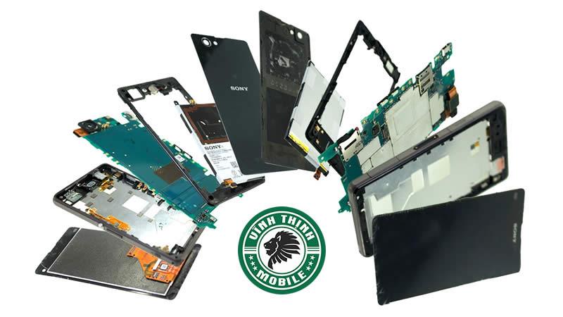 Sửa điện thoại Sony không nguồn không đơn giản
