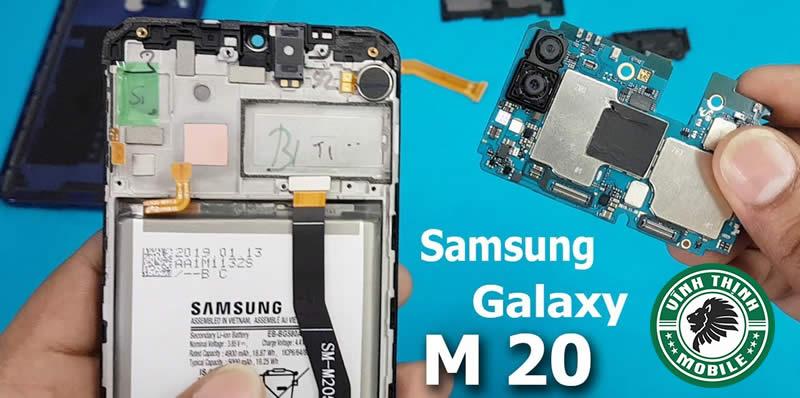 Lưu ý sửa Samsung Galaxy M20 mất nguồn