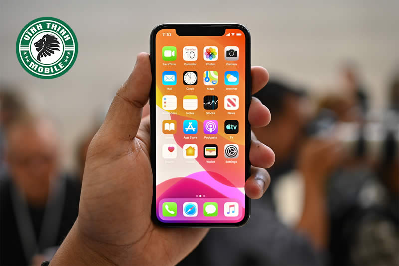 Lưu ý thay màn hình iPhone 11 Pro