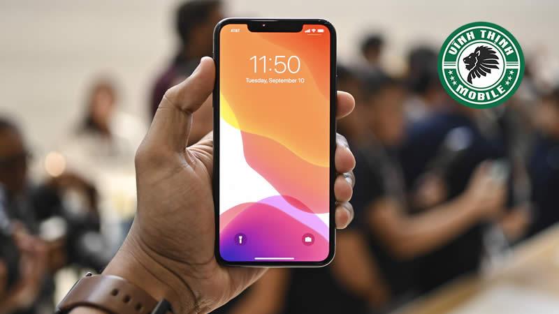 Lưu ý thay mặt kính iPhone 11 Pro Max