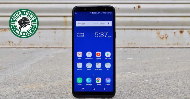 Sửa điện thoại Samsung Galaxy J6, J6 Plus