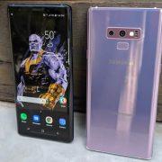Sửa Samsung Galaxy Note 9 mất nguồn
