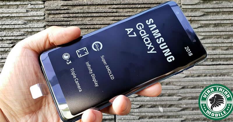 Thay main Samsung Galaxy A7 2018