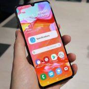 Thay màn hình Samsung Galaxy A70