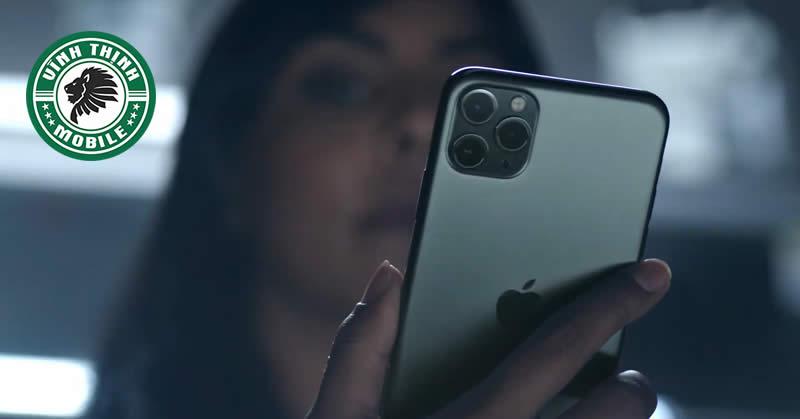 Thay mặt kính iPhone 11 Pro Max tại Sửa Chữa Vĩnh Thịnh