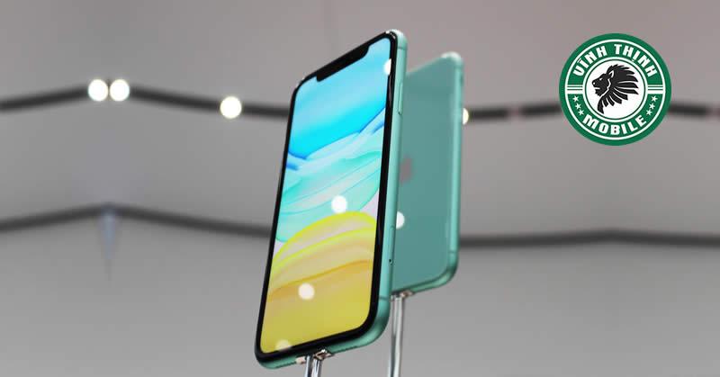 Thay mặt kính iPhone 11 tại Sửa Chữa Vĩnh Thịnh