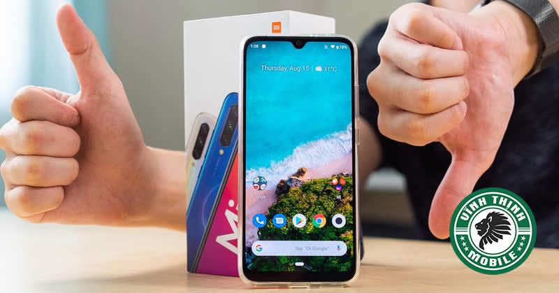 Thay mặt kính Xiaomi Mi A3 tại Sửa Chữa Vĩnh Thịnh