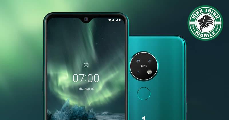 Lưu ý thay mặt kính Nokia 7.2 đạt chất lượng tốt nhất