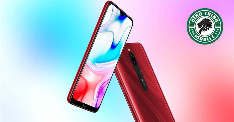 Thay màn hình Xiaomi Redmi 8 tại Sửa Chữa Vĩnh Thịnh