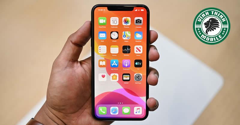 Thay mặt kính iPhone 11 Pro Max chính hãng