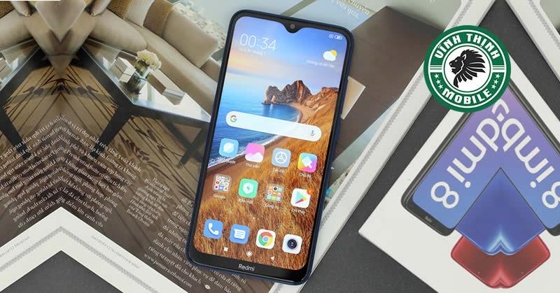 Thay mặt kính Xiaomi Redmi 8 tại Sửa Chữa Vĩnh Thịnh