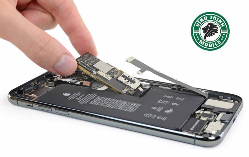 Giải pháp sửa iPhone 11 Pro Max vô nước