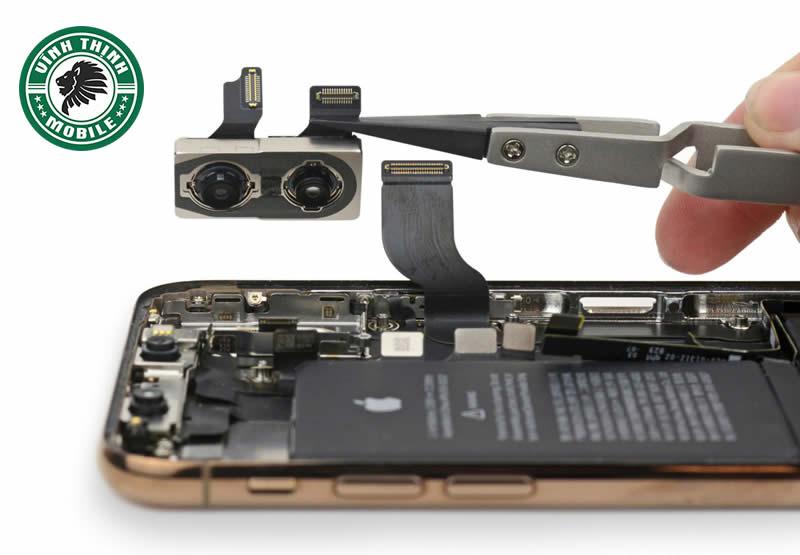 Lưu ý thay camera iPhone XS Max ?
