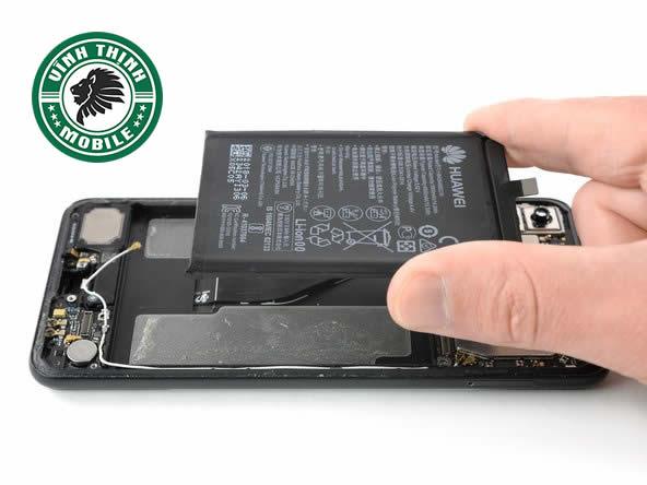 Lưu ý thay pin Huawei P20 Pro