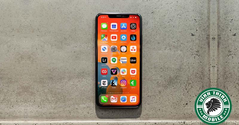 Sửa iPhone 11 Pro Max vô nước tại Sửa Chữa Vĩnh Thịnh
