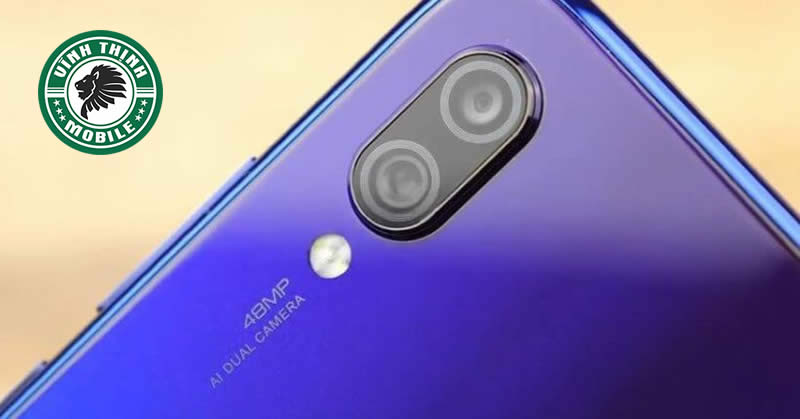 Thay camera Xiaomi Redmi Note 7