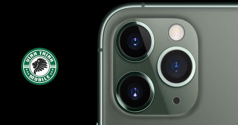 Thay mặt kính camera iPhone 11 Pro Max tại Sửa Chữa Vĩnh Thịnh
