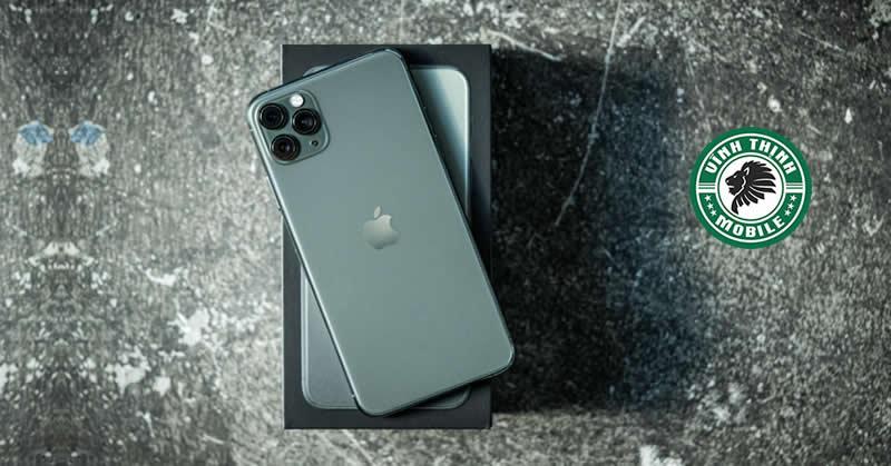 Thay nắp lưng iPhone 11 Pro Max tại Sửa Chữa Vĩnh Thịnh