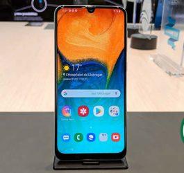 Thay pin Samsung Galaxy A30 tại Sửa Chữa Vĩnh Thịnh