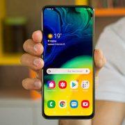 Thay pin Samsung Galaxy A80 tại Sửa Chữa Vĩnh Thịnh