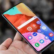 Thay màn hình Samsung Galaxy A51