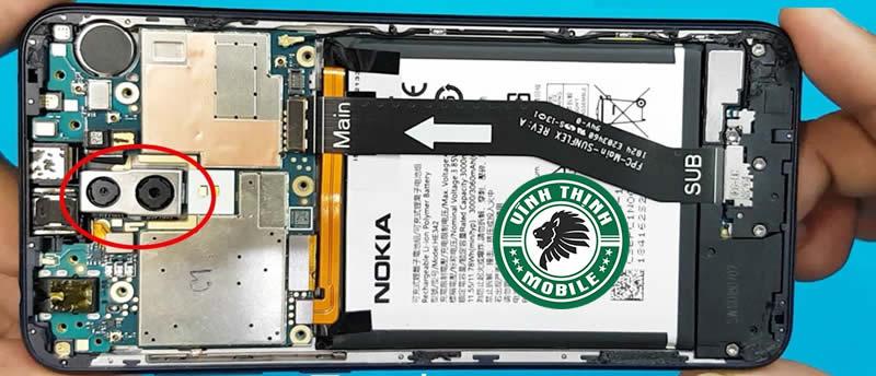 Lưu ý quan trọng khi sửa chữa Nokia 6.1 Plus mất nguồn