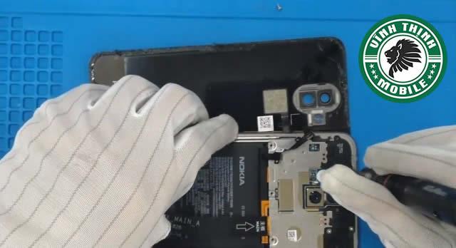 Lưu ý sửa Nokia 8.1 mất nguồn