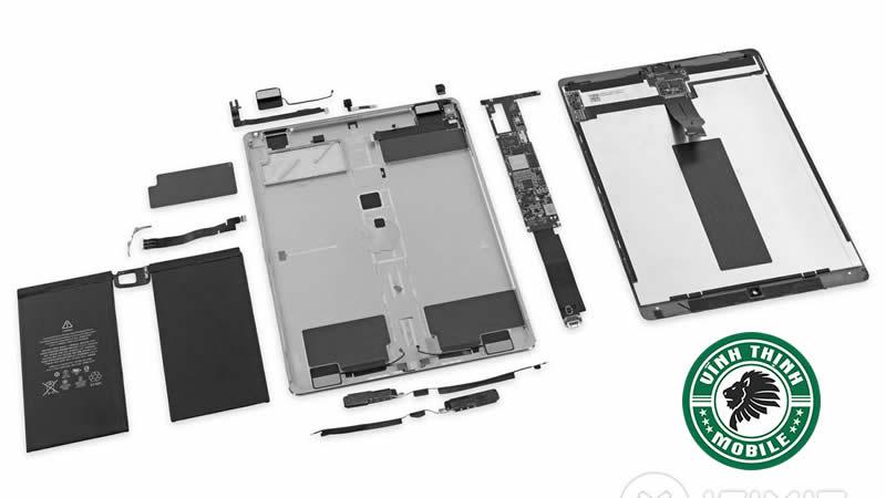 Lưu ý thay pin iPad Pro ?